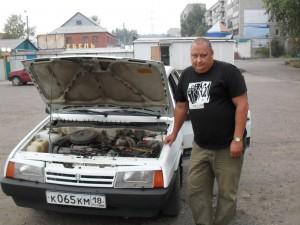 Ремонт ВАЗ-21099