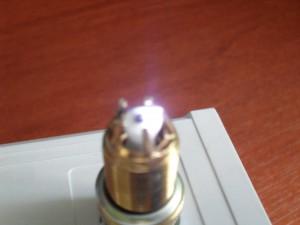 Наглядная проверка 5-ти контактных свечей зажигания Bugaets