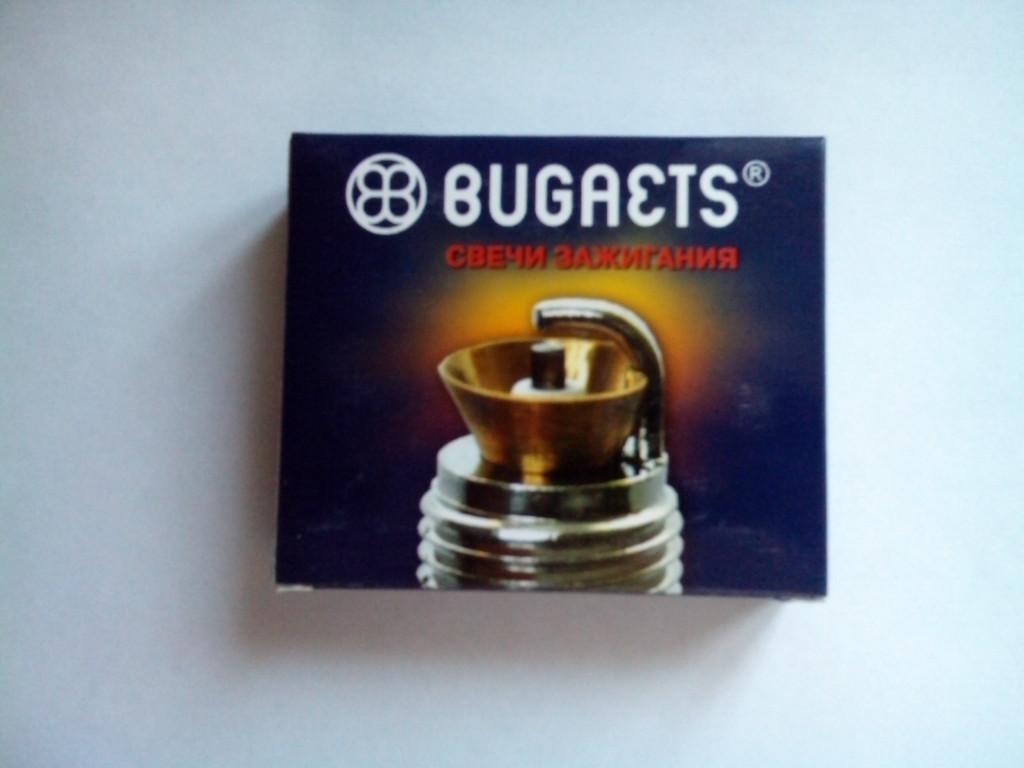 Улучшенные свечи зажигания Bugaets