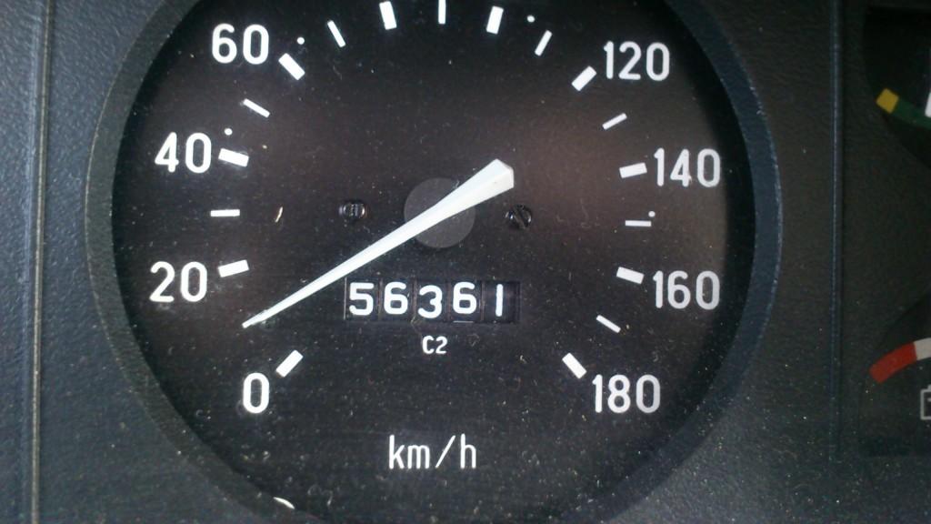 "Автотюнинг ""семерки"". Пробег 56 361 км"
