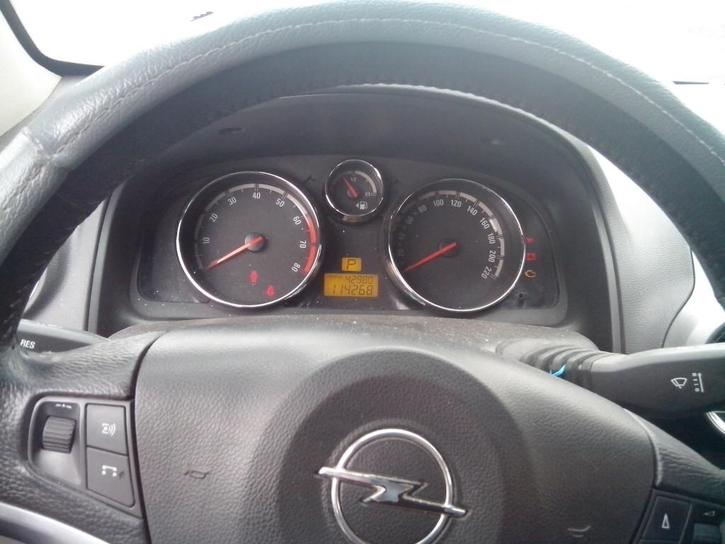Тюнинг двигателя при пробеге 114 268 км