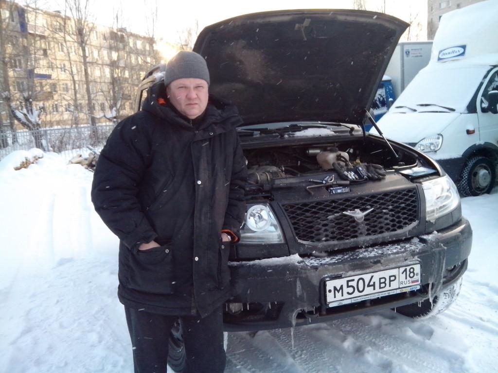 Тюнинг двигателя УАЗ-Патриот